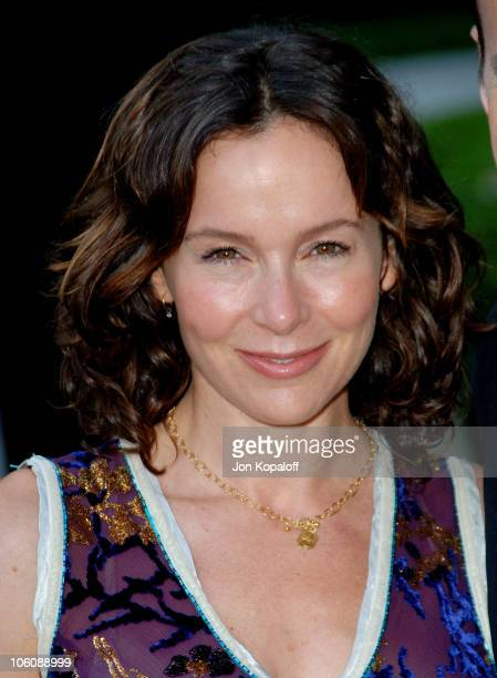 Jennifer Grey during Chrysalis' 5th Annual Butterfly Ball at The Italian Villa Carla Fred Sands in Bel Air California United States