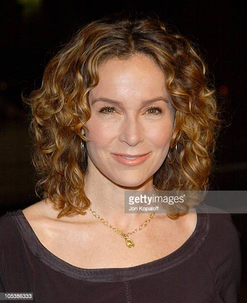 Jennifer Grey during In Good Company World Premiere Arrivals at Grauman's Chinese Theater in Hollywood California United States