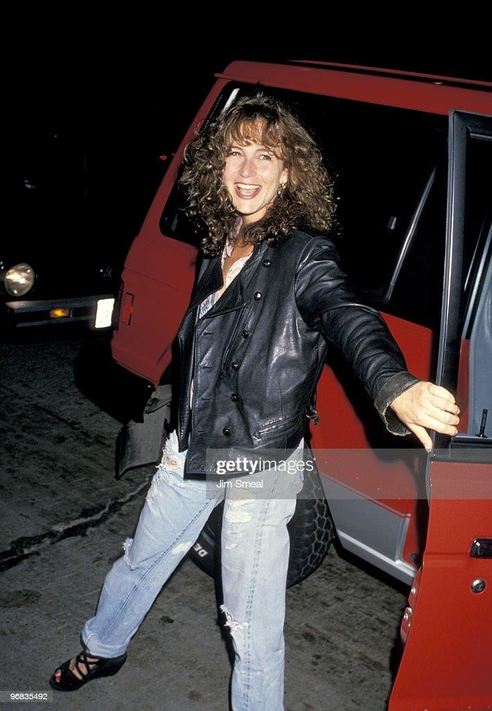 Madonna's Birthday Party - 1989 : News Photo