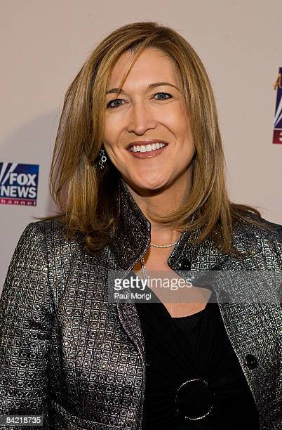 Jennifer Griffin attends salute to Brit Hume at Cafe Milano on January 8, 2009 in Washington, DC.
