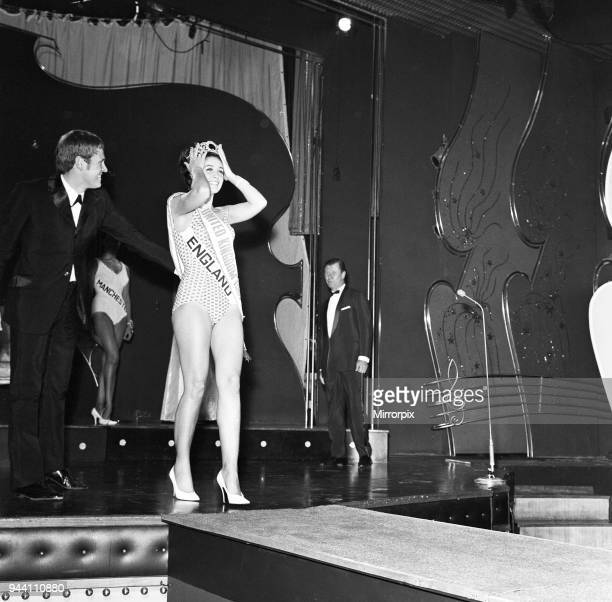 Jennifer Gurley wins title of Miss UK at Blackpool. She is a fashion model and already Miss England, 22nd of August, 1967.Jennifer Gurley wins title...