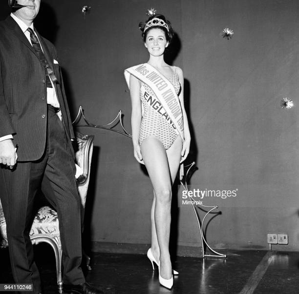 Jennifer Gurley wins title of Miss UK at Blackpool. She is a fshion model and already Miss England, 22nd of August, 1967.Jennifer Gurley wins title...