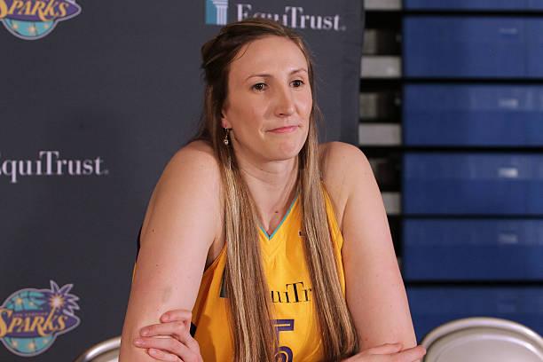 Wer ist jennifer von Basketballfrauen von jetzt Was tun, wenn man jemanden datiert, den man nicht mag
