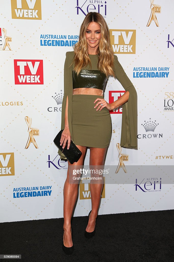 2016 Logie Awards - Arrivals