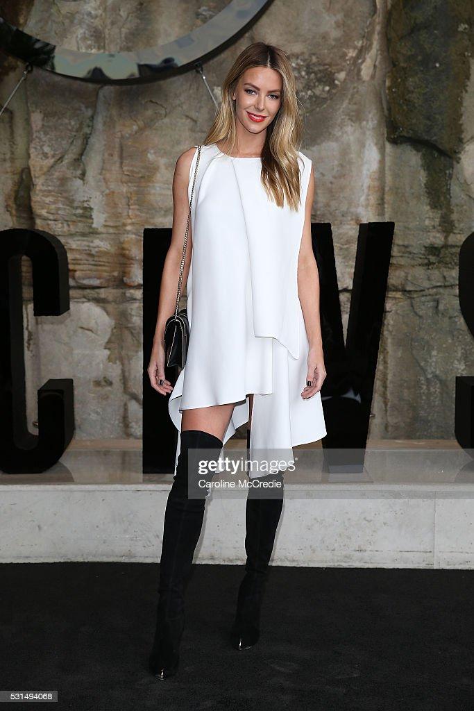 Mercedes-Benz Presents Maticevski - Arrivals - Mercedes-Benz Fashion Week Australia 2016