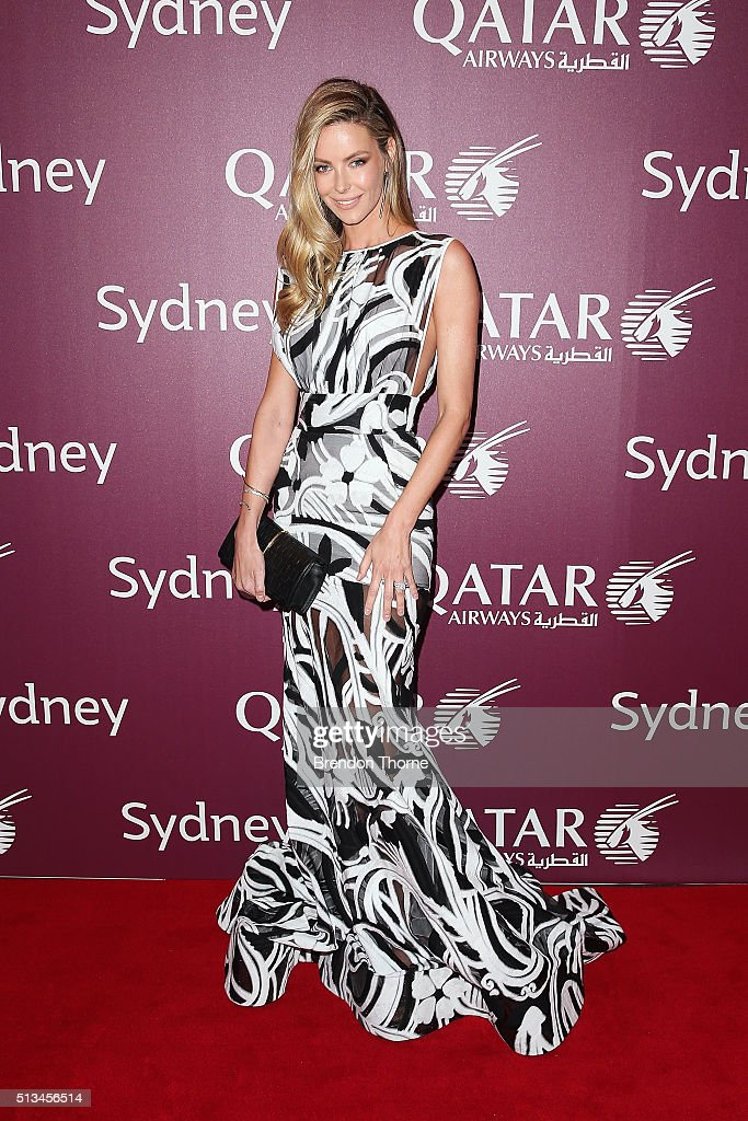 Qatar Airways Sydney Gala Dinner