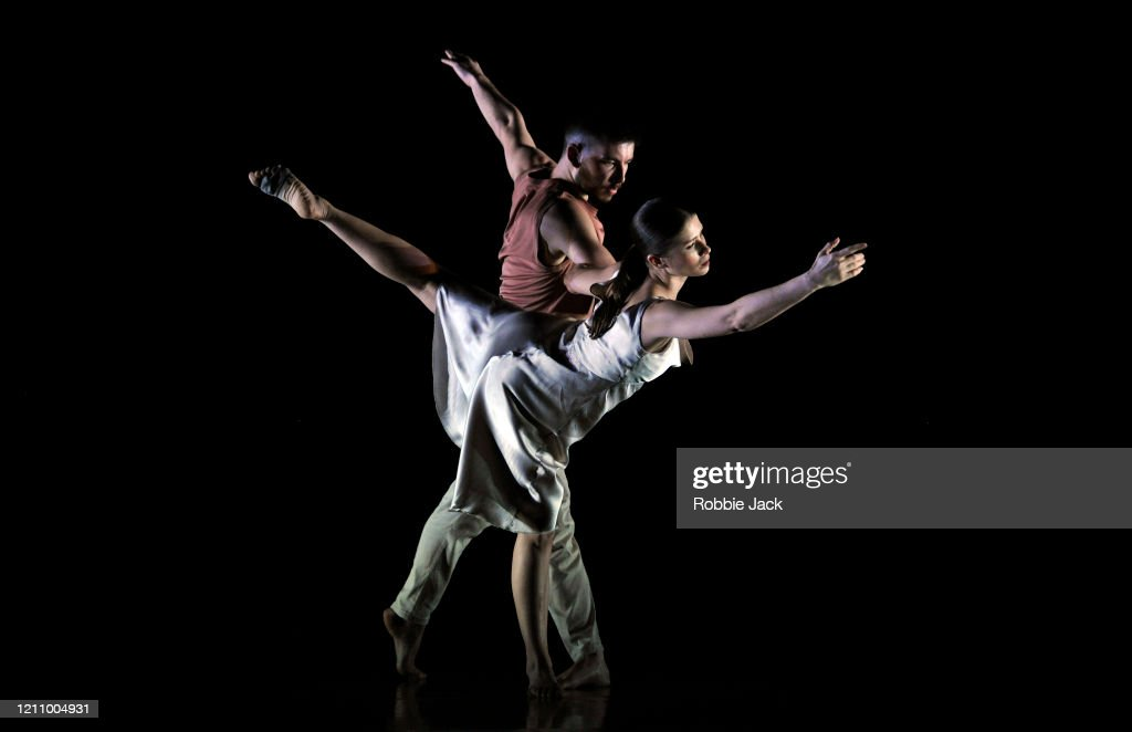 """Richard Alston's """"Voices And Light Footsteps"""" At Sadler's Wells : News Photo"""