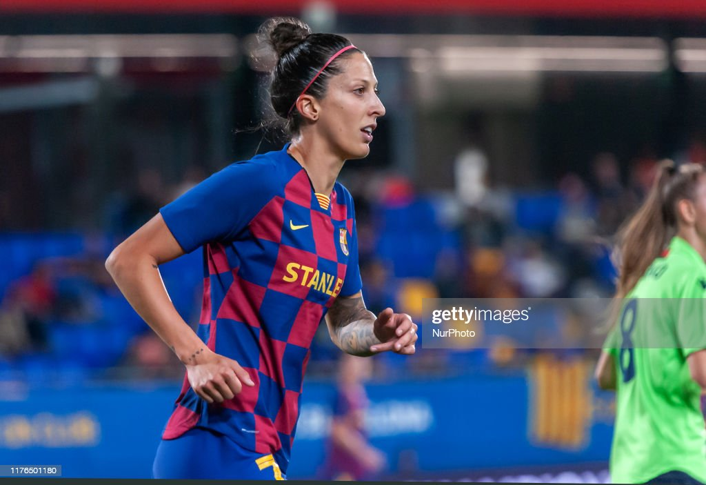 FC Barcelona v ZFK Minsk - Women's UEFA Champions League : News Photo