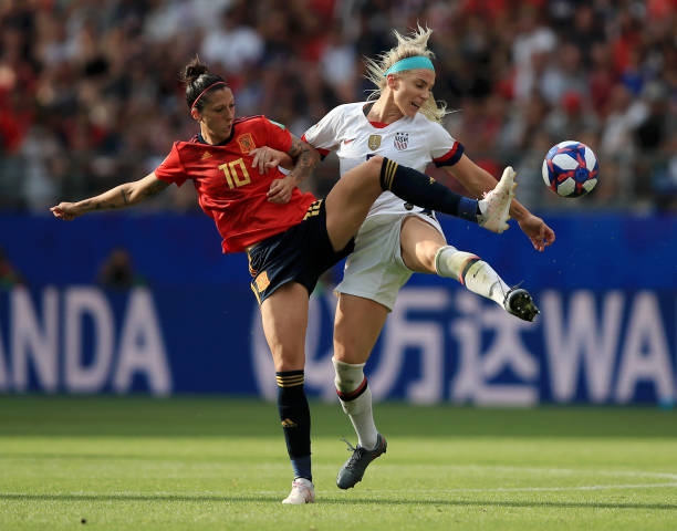 FRA: Spain v USA: Round Of 16  - 2019 FIFA Women's World Cup France