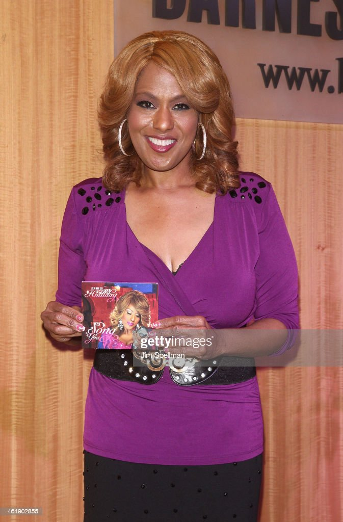 "Jennifer Holliday ""This Song Is You"" Special Performance"