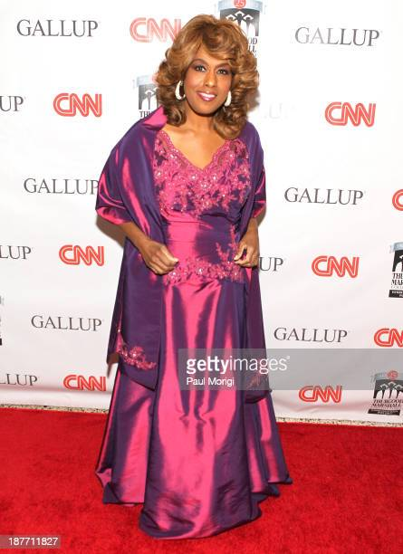 Jennifer Holliday attends the Thurgood Marshall College Fund 25th Awards Gala on November 11 2013 in Washington City