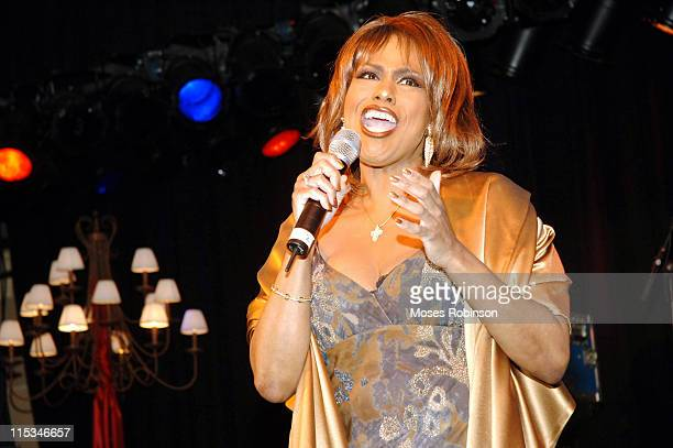 Jennifer Holliday during 22nd Annual Mayor's Masked Ball An Evening of Holiday Magic at Atlanta Marriott Marquis in Atlanta Georgia United States