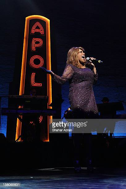 Jennifer Holliday performs at The Apollo Theater's 78th Season Of Amateur Night Opening Night With Jennifer Holliday at The Apollo Theater on...