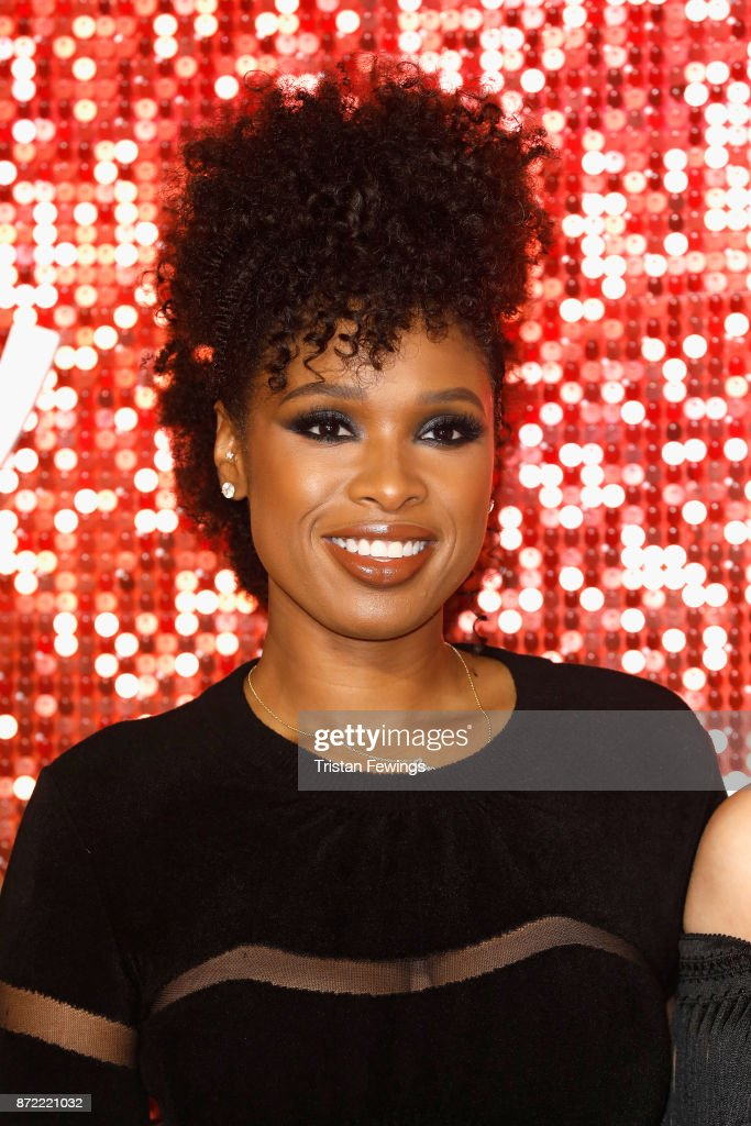Jennifer Hudson arriving at the ITV Gala held at the London Palladium on November 9, 2017 in London, England.