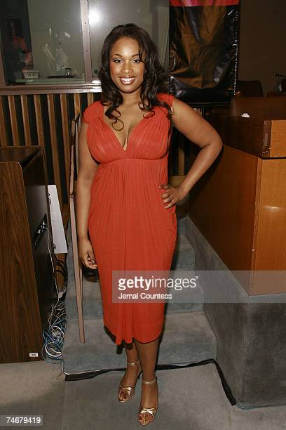 Jennifer Hudson at the United Nations in New York City, New York