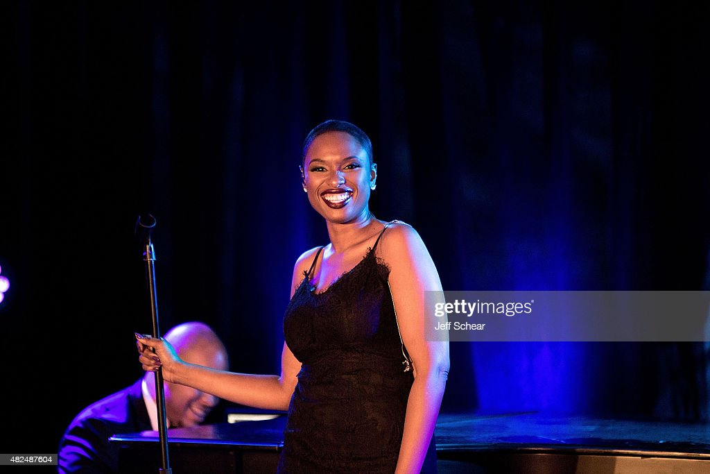 Jennifer Hudson attends Michigan Avenue Magazine and Art Van Furniture Host A Sweet Evening with Jennifer Hudson presented by Qatar Airways at Waldorf Astoria Chicago on July 30, 2015 in Chicago, Illinois.