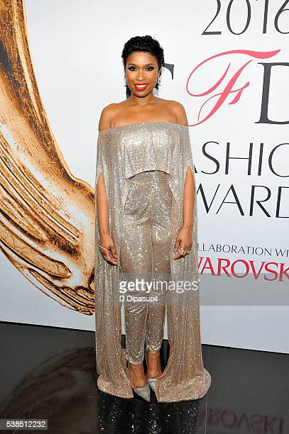 Jennifer Hudson attends the 2016 CFDA Fashion Awards at the Hammerstein Ballroom on June 6 2016 in New York City