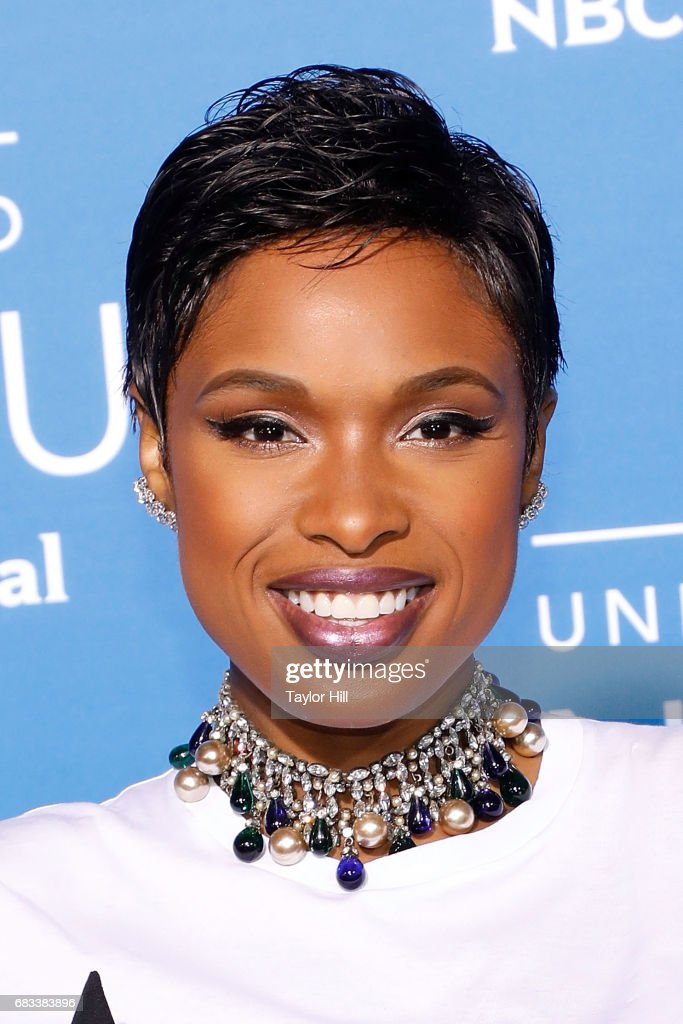 Jennifer Hudson attends the 2017 NBCUniversal Upfront at Radio City Music Hall on May 15, 2017 in New York City.