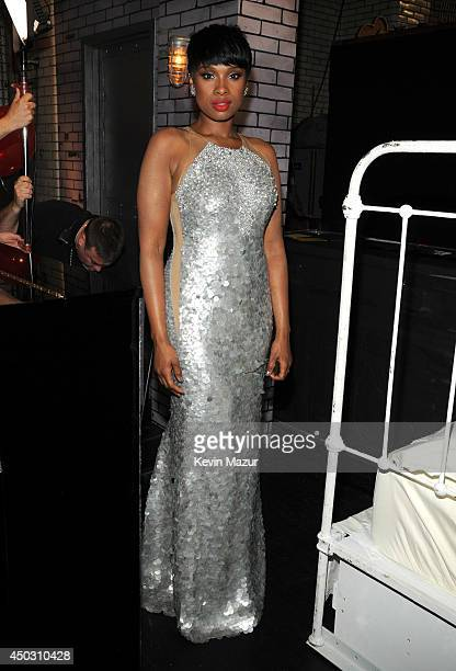 Jennifer Hudson attends the 68th Annual Tony Awards at Radio City Music Hall on June 8 2014 in New York City