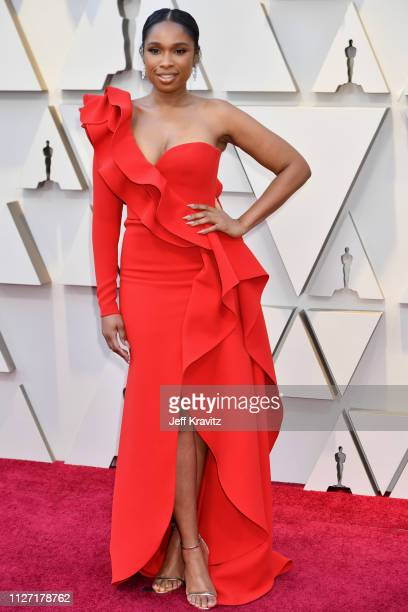Jennifer Hudson attends the 91st Annual Academy Awards at Hollywood and Highland on February 24 2019 in Hollywood California