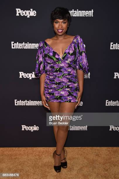 Jennifer Hudson attends the Entertainment Weekly and PEOPLE Upfronts party presented by Netflix and Terra Chips at Second Floor on May 15 2017 in New...
