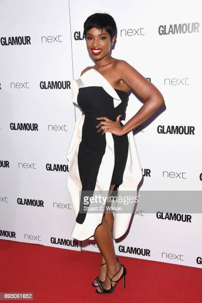 Jennifer Hudson attends the Glamour Women of The Year awards 2017 at Berkeley Square Gardens on June 6 2017 in London England