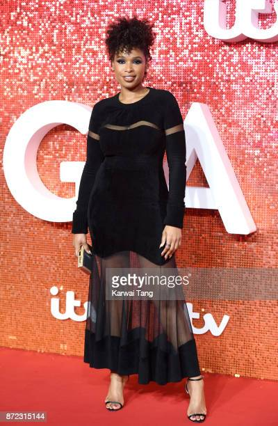 Jennifer Hudson attends the ITV Gala at the London Palladium on November 9 2017 in London England