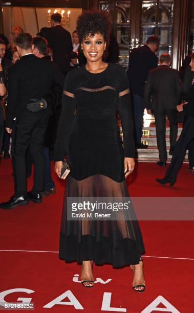 Jennifer Hudson attends the ITV Gala held at the London Palladium on November 9 2017 in London England