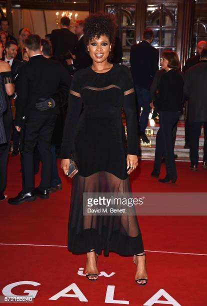 Jennifer Hudson attends the ITV Gala held at the London Palladium on November 9 2017 in London England