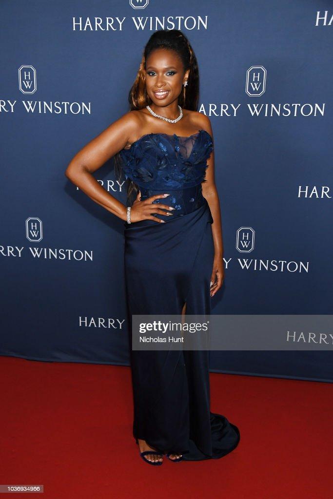 "Harry Winston Unveils ""New York Collection"" : News Photo"