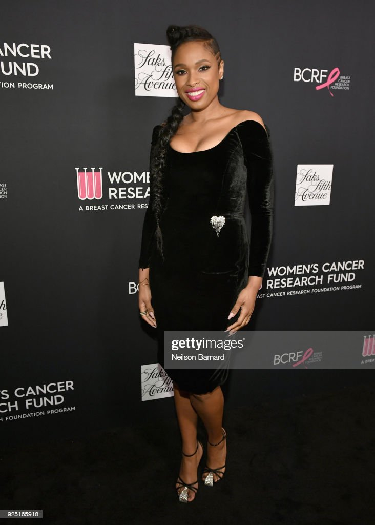 Jennifer Hudson attends WCRF's 'An Unforgettable Evening' Presented by Saks Fifth Avenue on February 27, 2018 in Beverly Hills, California.