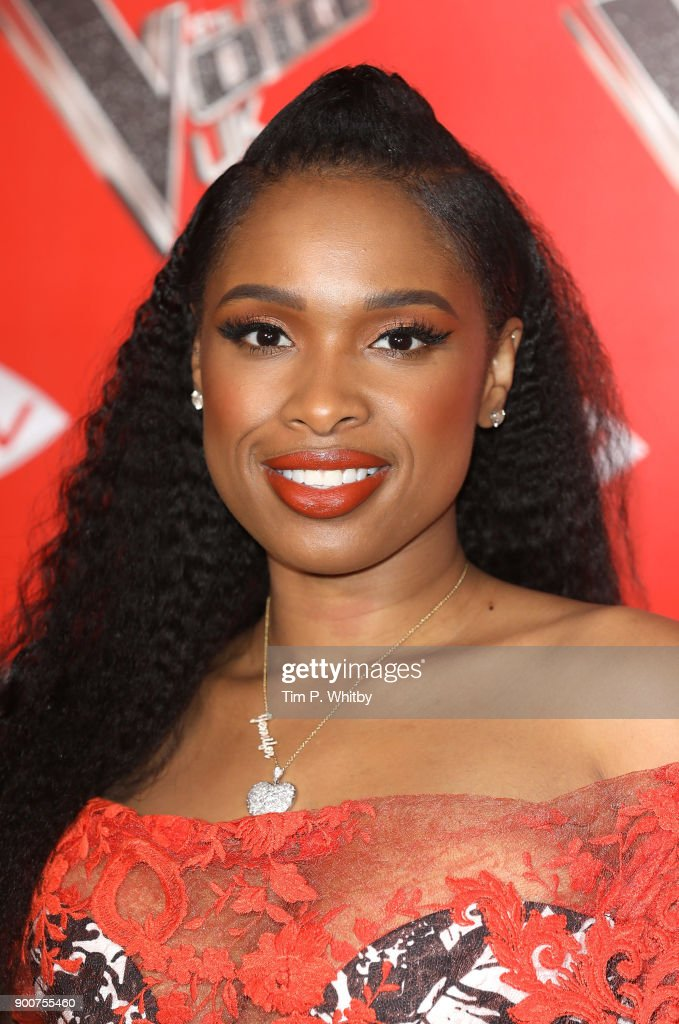Jennifer Hudson during The Voice UK Launch photocall held at Ham Yard Hotel on January 3, 2018 in London, England.