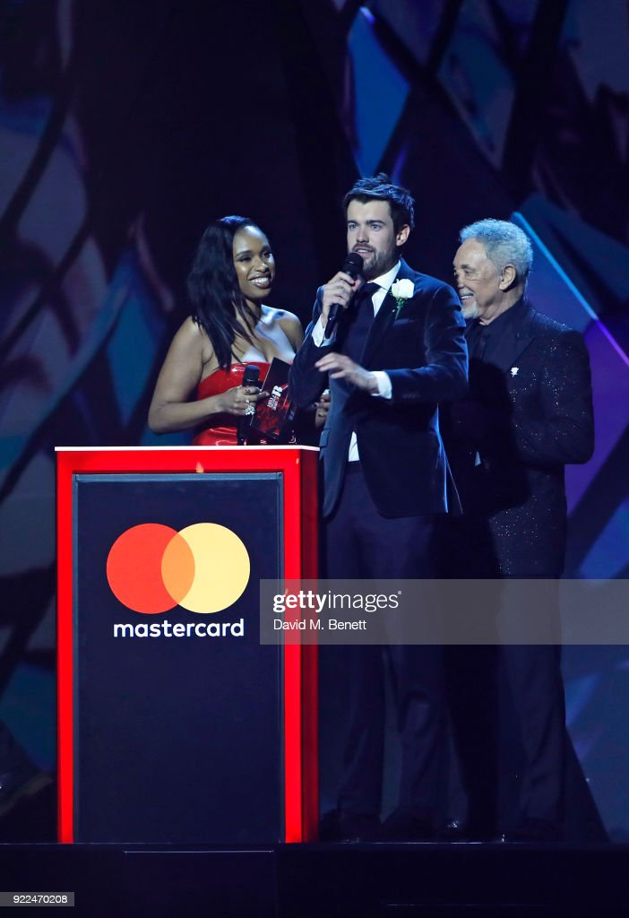 The BRIT Awards 2018 - Show : Fotografía de noticias