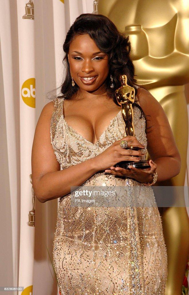 79th Academy Awards - Press Room - Los Angeles : News Photo