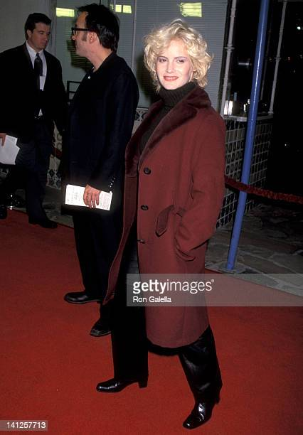 Jennifer Jason Leigh at the Premiere of 'The Talented Mr. Ripley', Mann Village Theatre, Westwood.