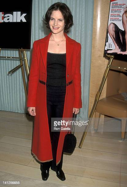 Jennifer Jason Leigh at the The 58th Annual Golden Globe Awards Talk Magazine PreParty Mondrian Hotel West Hollywood