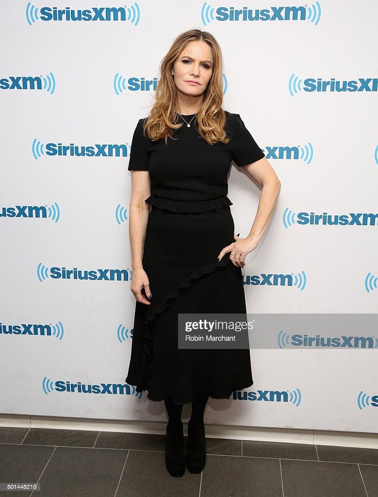 Celebrities Visit SiriusXM Studios - December 15, 2015