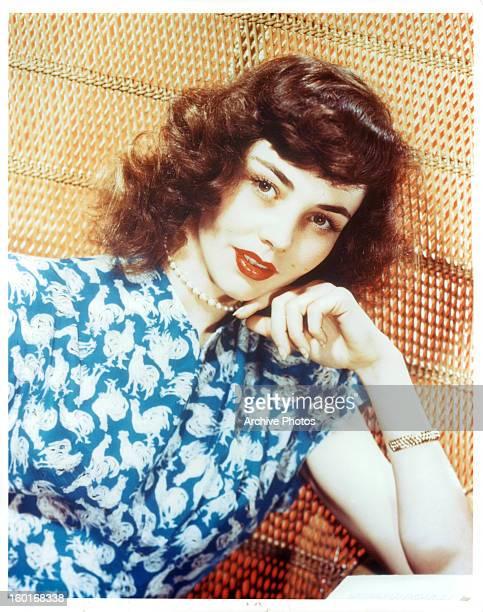 Jennifer Jones publicity portrait 1953