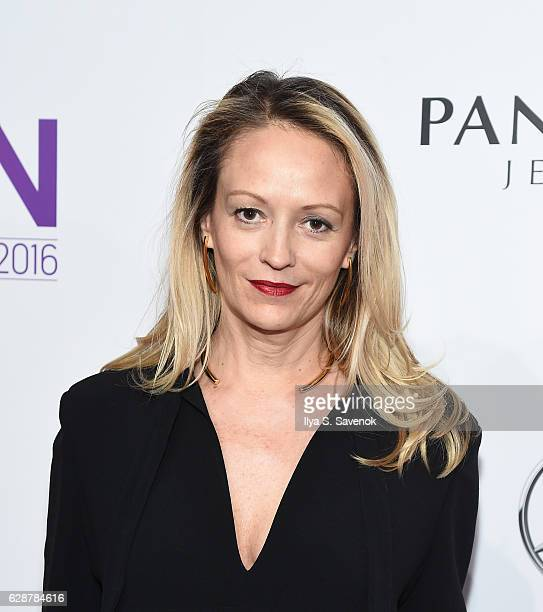 Jennifer Justice attends Billboard Women In Music 2016 airing December 12th On Lifetime at Pier 36 on December 9 2016 in New York City