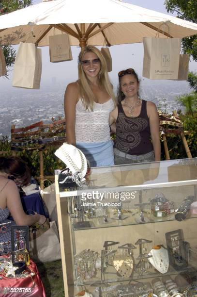 Jennifer Kaufman during Cabana PreMTV Movie Awards Beauty Buffet Day Two at Private Residence in Hollywood California United States