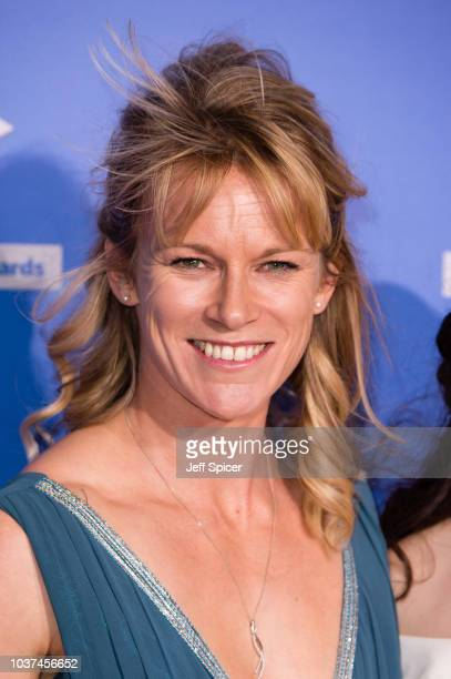 Jennifer Kehoe attends the National Lottery Awards 2018 held at BBC Television Centre on September 21 2018 in London England