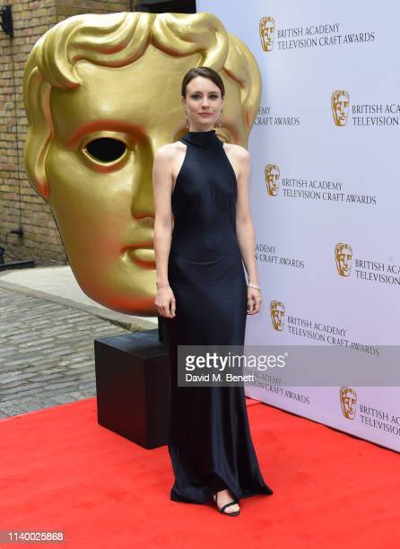 Jennifer Kirby attends the British Academy Television Craft Awards at The Brewery on April 28 2019 in London England