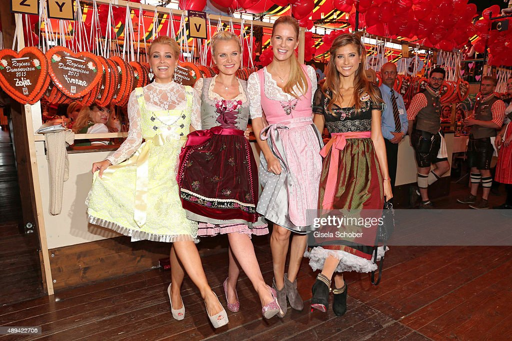 'Sixt Damen Wiesn' - Oktoberfest 2015