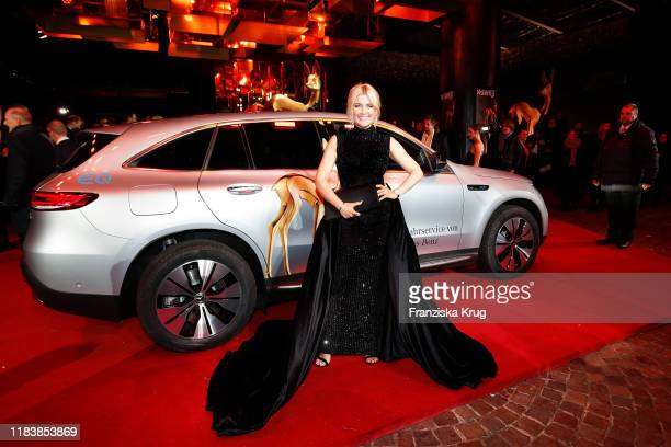 Jennifer Knaeble during the MercedesBenz AG at BAMBI 2019 at Festspielhaus BadenBaden on November 21 2019 in BadenBaden Germany