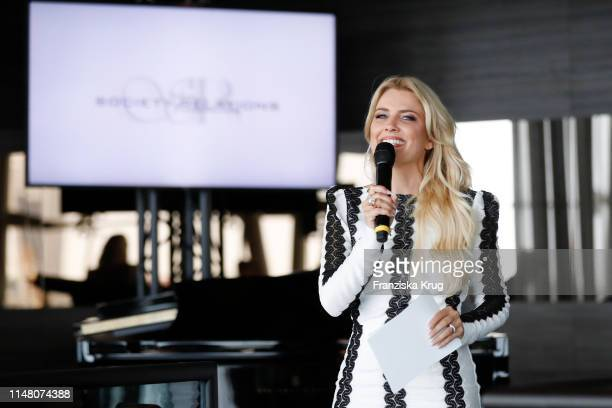 Jennifer Knaeble during the Society Relations Ladies Lunch at Le Meridien on June 4 2019 in Hamburg Germany