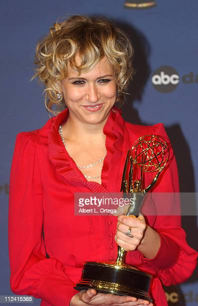 Jennifer Landon winner Outstanding Younger Actress in a Drama Series for As the World Turns
