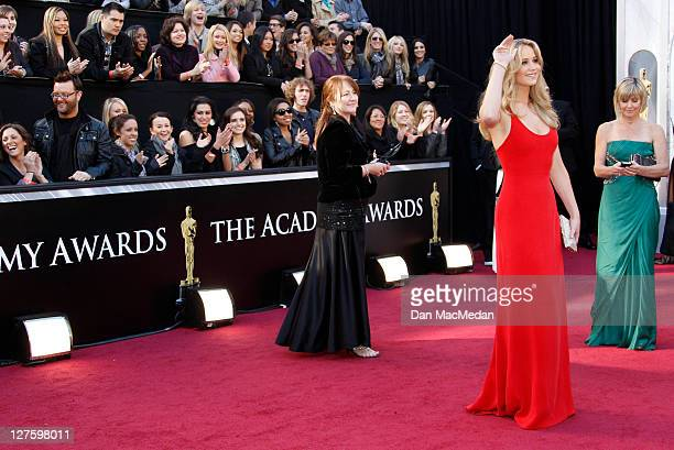 Jennifer Lawrence arrives at the 83rd Annual Academy Awards held at the Kodak Theatre on February 27 2011 in Hollywood California