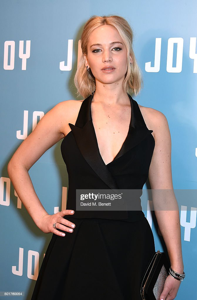 """Joy"" - Special Screening - VIP Arrivals"