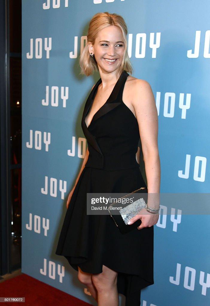 """""""Joy"""" - Special Screening - VIP Arrivals"""