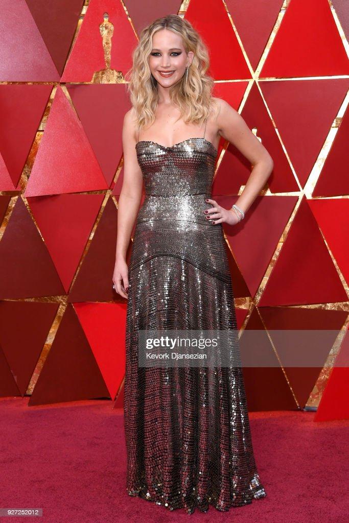 90th Annual Academy Awards - Arrivals : Nachrichtenfoto